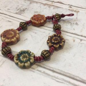 Jewelry - NWOT boho bracelet